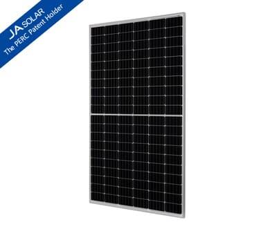 placa solar ja solar